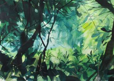 Thumbnail image of Peter Clayton, 'Celebrate Urban Trees – From shadow looking to light' - Inspired | April