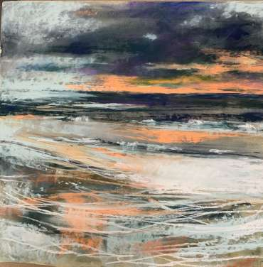 Thumbnail image of Vivien Blackburn, 'Evening Light' - Inspired | April