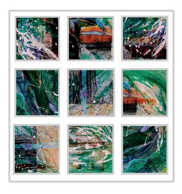Thumbnail image of Vivien Blackburn, 'Storm' composite - Inspired | April