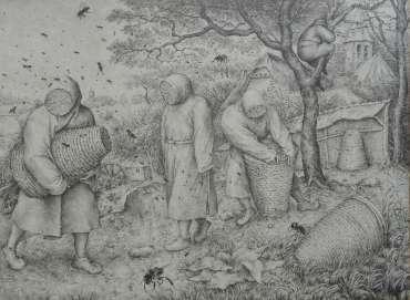 Thumbnail image of Andrew Jackson, 'Swarm' - Inspired |  May