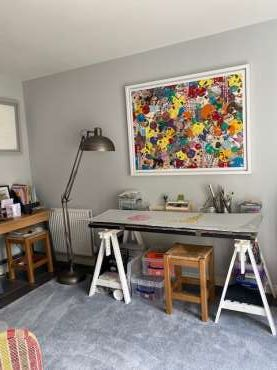 Thumbnail image of Annie O' Connor - My Work Space - Inspired |  May