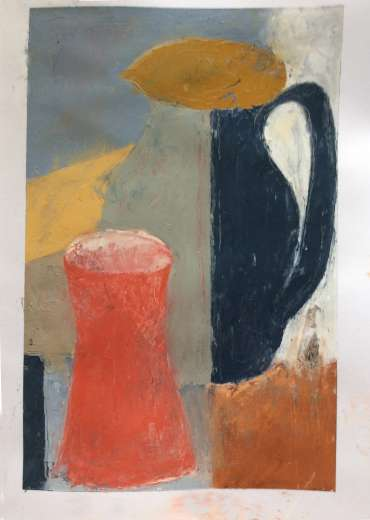 Thumbnail image of Bim Fowler - 'Still Life 1' - (sketchbook study) - Inspired |  May
