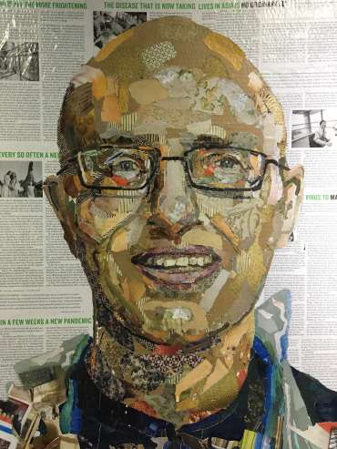 Thumbnail image of Danielle Vaughan, 'NHS Portrait of Key Worker' - Inspired |  May