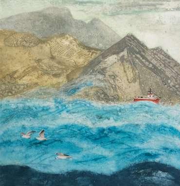 Thumbnail image of Jay Seabrook, 'Any Fish Left?' - Inspired |  May