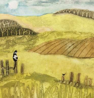 Thumbnail image of Jay Seabrook, 'I was a farm cat, now I'm Shelley's cat.' - Inspired |  May