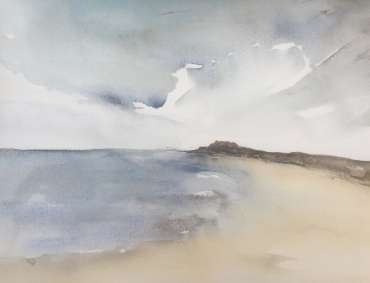 Thumbnail image of Jo Fairley, 'Cocklawburn Beach, Northumberland' - Inspired |  May