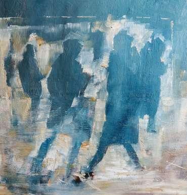 Thumbnail image of Linda Sharman, 'Looking Through' - Inspired |  May