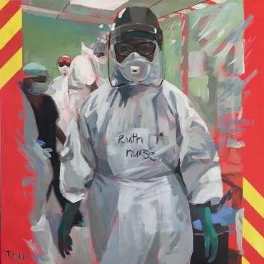 Thumbnail image of Lisa Timmerman, 'Ruth, Nurse' - Inspired |  May