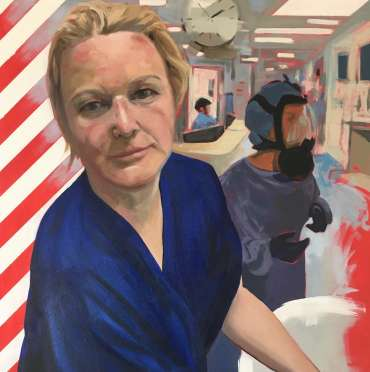 Thumbnail image of Lisa Timmerman, 'Sylvia' - Inspired |  May