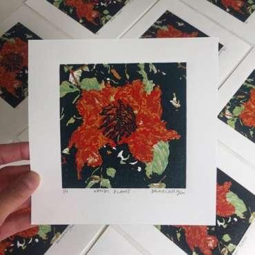Thumbnail image of Mandeep Dhadialla, 'Nandi Flame' - Inspired |  May