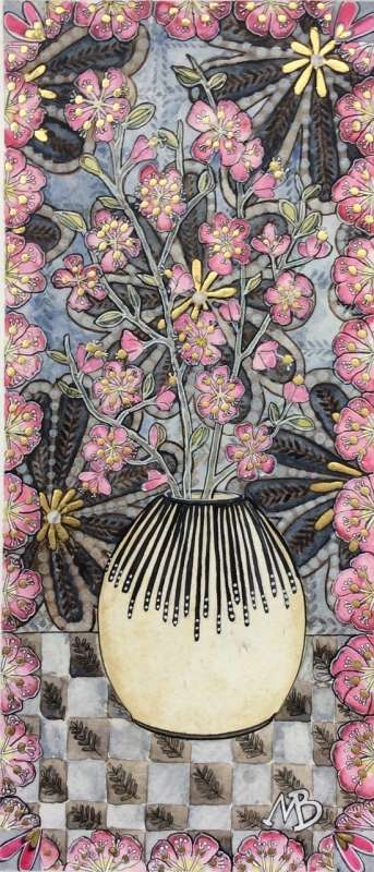 Thumbnail image of Maria Boyd, 'Cherry Blossom' - Inspired |  May