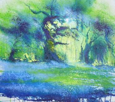 Thumbnail image of Philip Dawson, 'Seeing Blue' - Inspired |  May