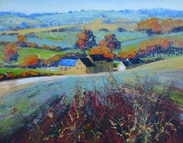 Thumbnail image of Philip Dawson, 'Steve and Tessa's Place, Rutland' - Inspired |  May