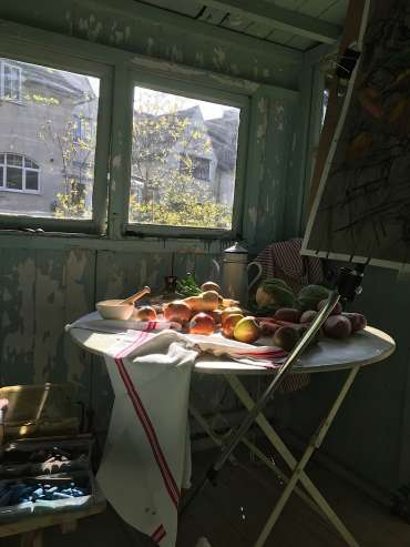 Thumbnail image of Sue Sansome, My summerhouse - Inspired |  May