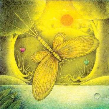Thumbnail image of Wayne Anderson, 'Mayfly' - Inspired |  May