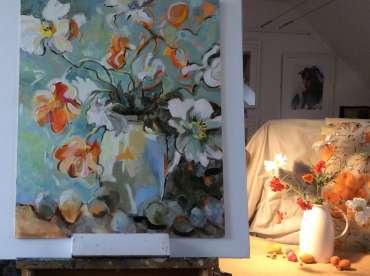 Thumbnail image of Judy Merriman, 'Still Life' - Inspired   June