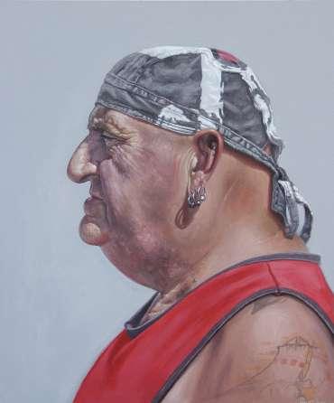 Thumbnail image of Pete Underhill, 'Ken Tye' - Inspired   June