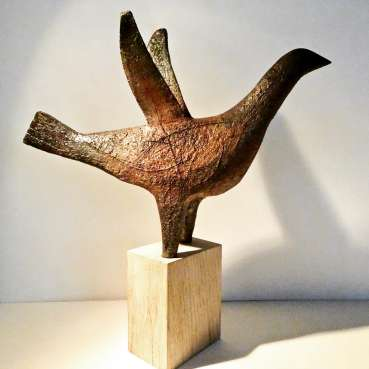 Thumbnail image of Henrietta Corbett, 'Landing Bird' - Inspired | July
