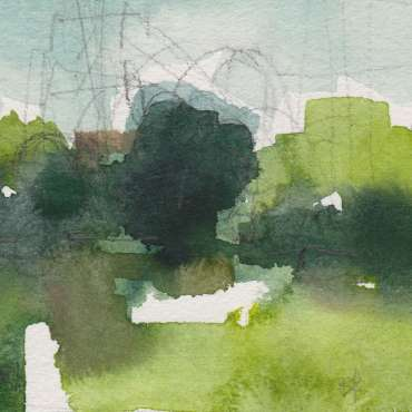 Thumbnail image of Emma Fitzpatrick, 'Aylestone Meadows, Leicester, No.2' - Inspired | August