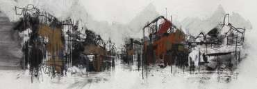 Thumbnail image of Emma Fitzpatrick, 'Western Road, Leicester' - Inspired | August