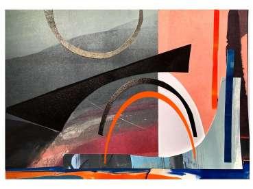 Thumbnail image of Henrietta Corbett - Printed Assemblage III - Inspired | August