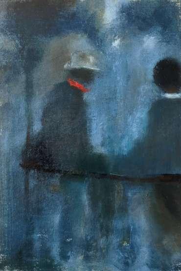 Thumbnail image of Linda Sharman, 'Listen Son, Wize Words' - Inspired | August