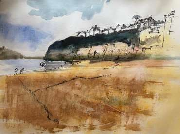 Thumbnail image of Tony O'Dwyer, 'Port Isaac' - Inspired | August