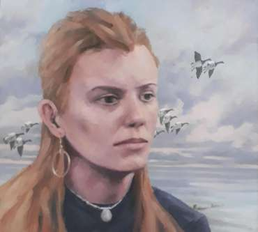 Thumbnail image of Alan Willey, 'Charlotte' - Inspired | November 2020