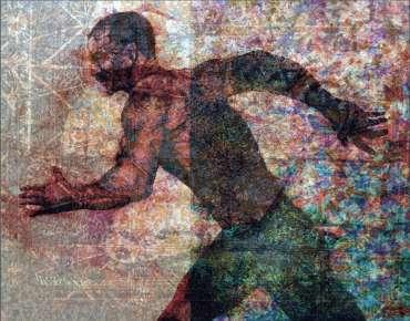 Thumbnail image of George Sfougaras, 'Borderline' - Inspired | November 2020