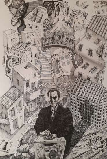 Thumbnail image of George Sfougaras,'Souls' - Inspired | November 2020
