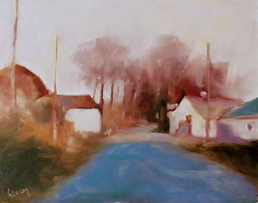 Thumbnail image of Graham Lacey, 'Passing Through' - Inspired | November 2020