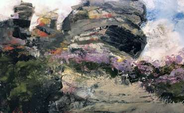 Thumbnail image of Jo Sheppard, 'Brimham Rocks' - Inspired | November 2020