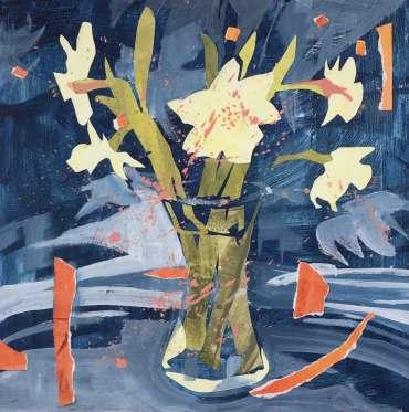 Thumbnail image of Margaret Chapman, 'Daffodils' - Inspired | November 2020
