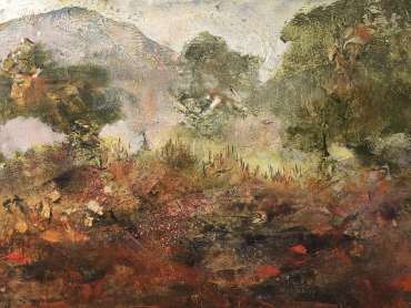 Thumbnail image of 63 | Jo Sheppard | Distant Fells - LSA Annual Exhibition 2021 | Catalogue S - Z
