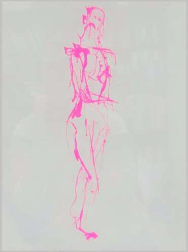 Thumbnail image of 52 | Lis Naylor | Serenity - LSA Annual Exhibition 2021 | Catalogue M - R