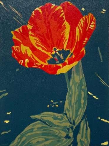 Thumbnail image of 22 | Mandeep Dhadialla | Tulip Daze - LSA Annual Exhibition 2021 | Catalogue D - L