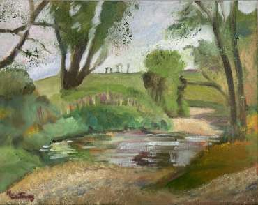 Thumbnail image of 82 | Nanette Whiteway | Glenford, Norfok - LSA Annual Exhibition 2021 | Catalogue S - Z