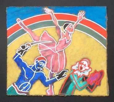 Thumbnail image of 56 | Phil Redford | Petruska - LSA Annual Exhibition 2021 | Catalogue M - R