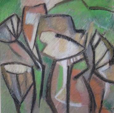Thumbnail image of 02 | Yvonne Anderson | Plant Forms - LSA Annual Exhibition 2021 | Catalogue A - C
