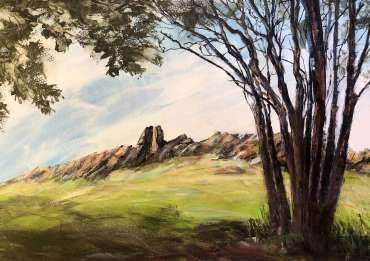 Thumbnail image of Jo Sheppard,Jewels Hill - Reawakening