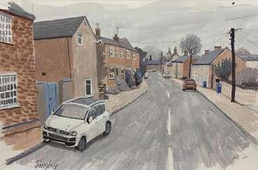 Thumbnail image of Frank Bingley, Grey Day in Middleton - Reawakening