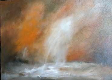 Thumbnail image of Linda Sharman, Light through the Storm - Reawakening