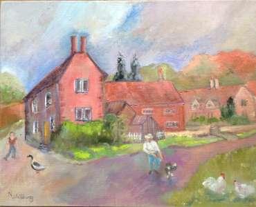 Thumbnail image of Nanette Whiteway, Cottages at North Creek - Reawakening