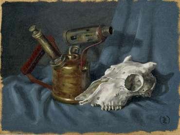 Thumbnail image of Pete Underhill, Brass and Bone - Reawakening