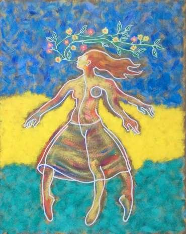 Thumbnail image of Phil Redford, Spring - Reawakening