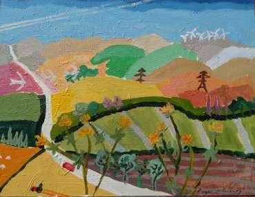 Thumbnail image of Roger Whiteway, Welsh Countryside - Reawakening