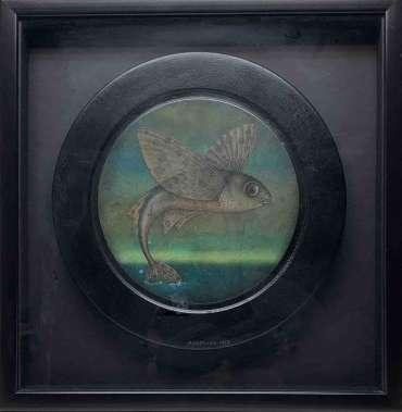 Thumbnail image of Wayne Anderson,Flying Fish - Reawakening