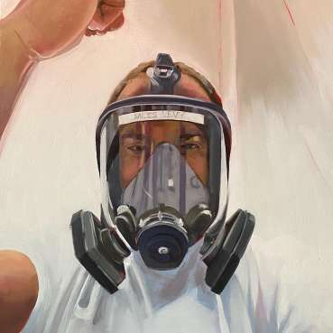 Thumbnail image of Lisa Timmerman, 'Miles' - Portraits for NHS Heroes | Lisa Timmerman