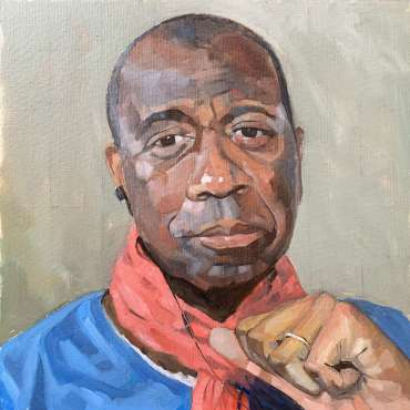Thumbnail image of Clive Myrie by Alex Cooper