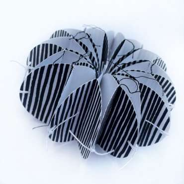 Thumbnail image of Linear Concertina 3 by Amy Bonsor